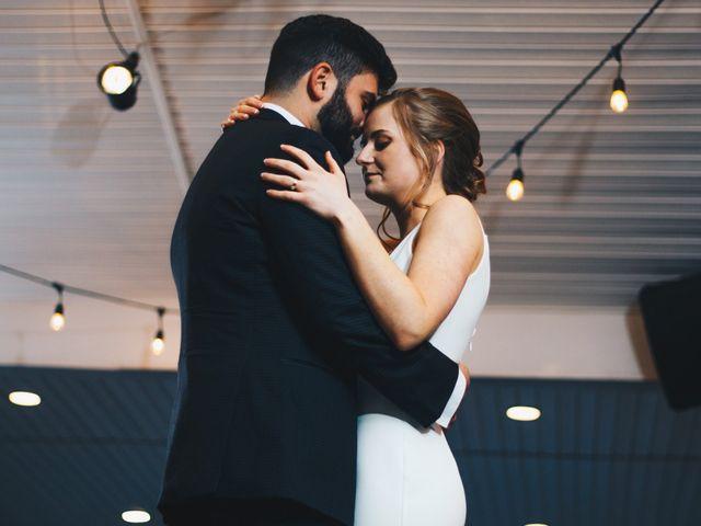 Luke and Brooke's Wedding in Buffalo, New York 16