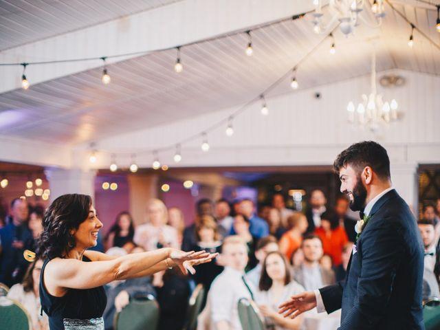 Luke and Brooke's Wedding in Buffalo, New York 17