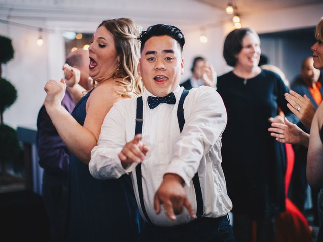 Luke and Brooke's Wedding in Buffalo, New York 18