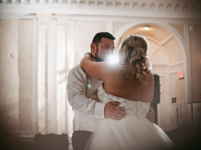 Travis and Briana's Wedding in Fond du Lac, Wisconsin 1