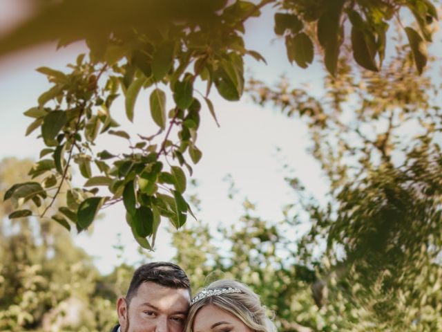 Travis and Briana's Wedding in Fond du Lac, Wisconsin 5