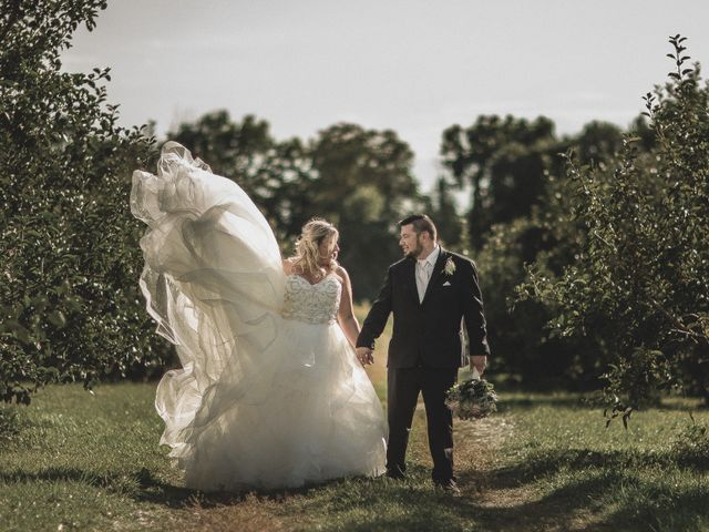 Travis and Briana's Wedding in Fond du Lac, Wisconsin 6