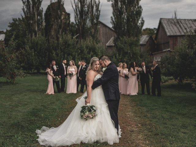 Travis and Briana's Wedding in Fond du Lac, Wisconsin 8