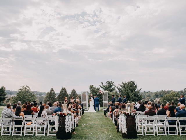 Sammy and Yomaira's Wedding in Frederick, Maryland 3