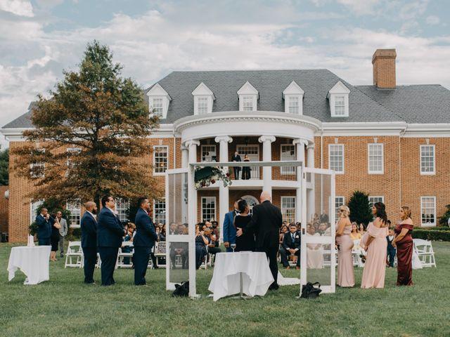Sammy and Yomaira's Wedding in Frederick, Maryland 4