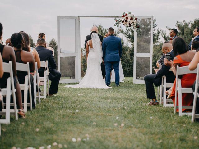 Sammy and Yomaira's Wedding in Frederick, Maryland 5