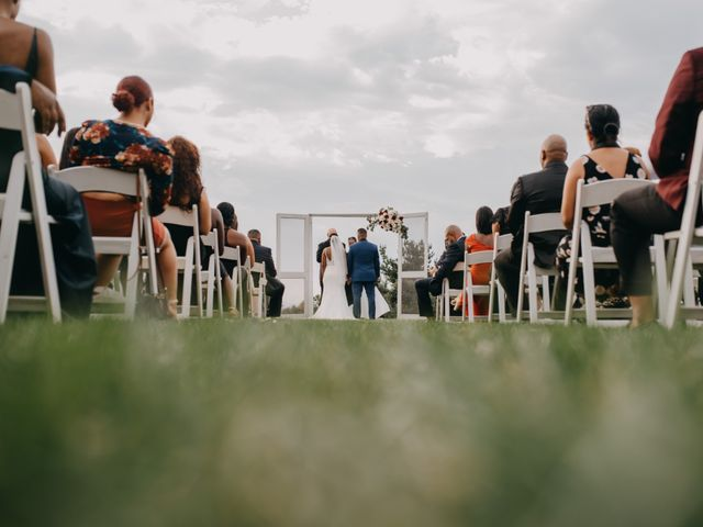 Sammy and Yomaira's Wedding in Frederick, Maryland 6