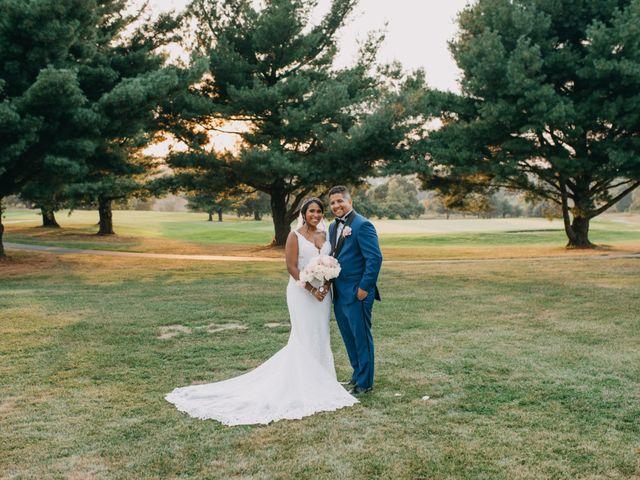 Sammy and Yomaira's Wedding in Frederick, Maryland 9