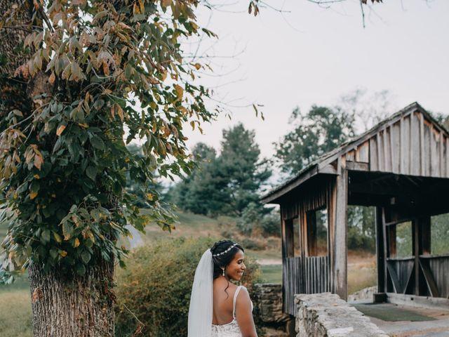 Sammy and Yomaira's Wedding in Frederick, Maryland 13