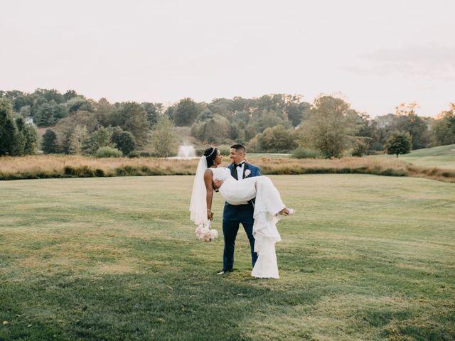 Sammy and Yomaira's Wedding in Frederick, Maryland 15