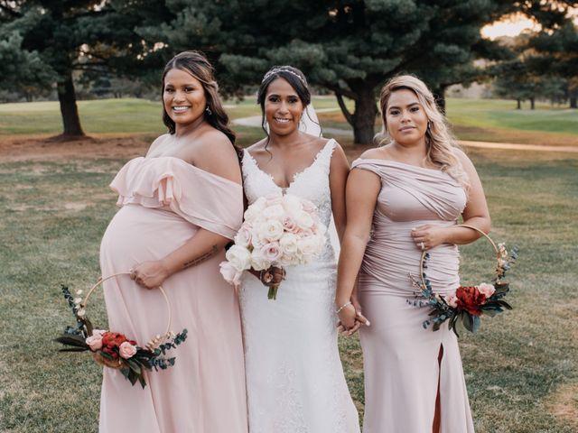 Sammy and Yomaira's Wedding in Frederick, Maryland 16