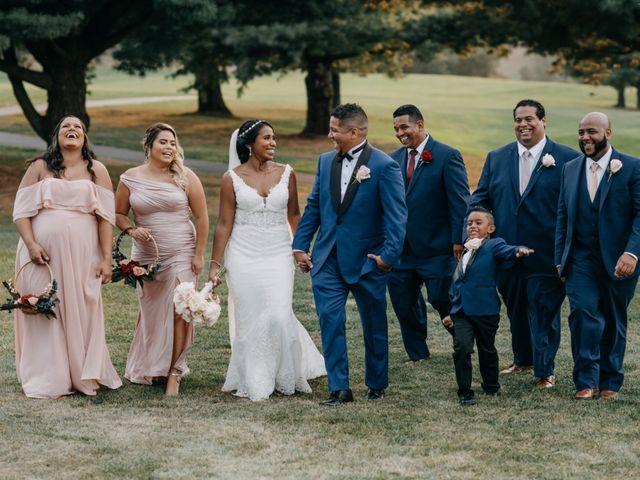 Sammy and Yomaira's Wedding in Frederick, Maryland 19