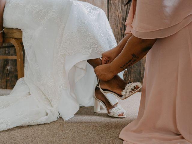 Sammy and Yomaira's Wedding in Frederick, Maryland 27