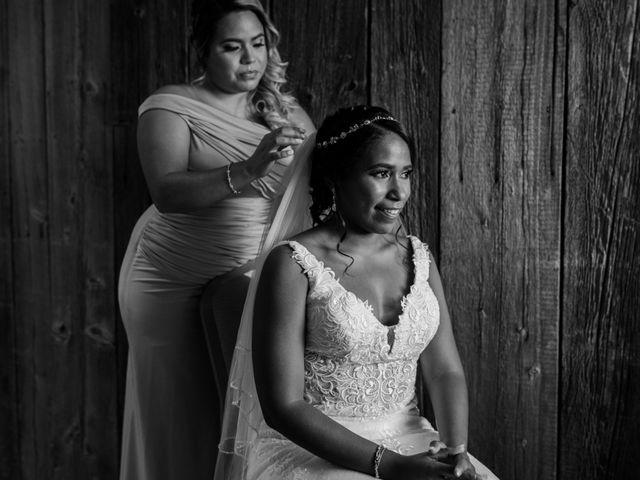 Sammy and Yomaira's Wedding in Frederick, Maryland 28