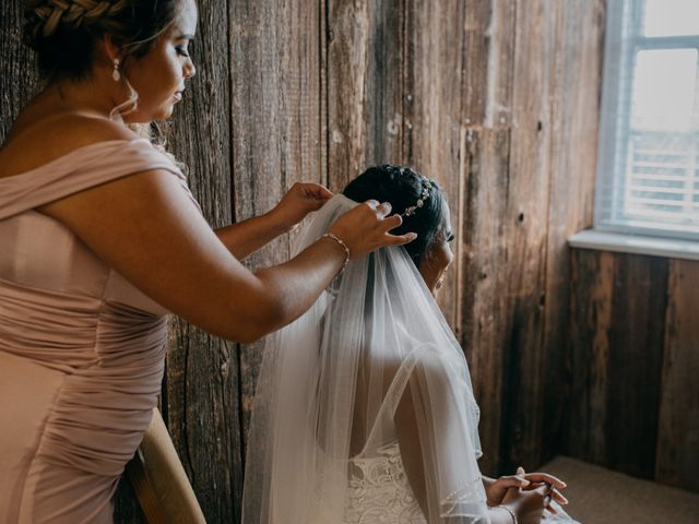 Sammy and Yomaira's Wedding in Frederick, Maryland 29