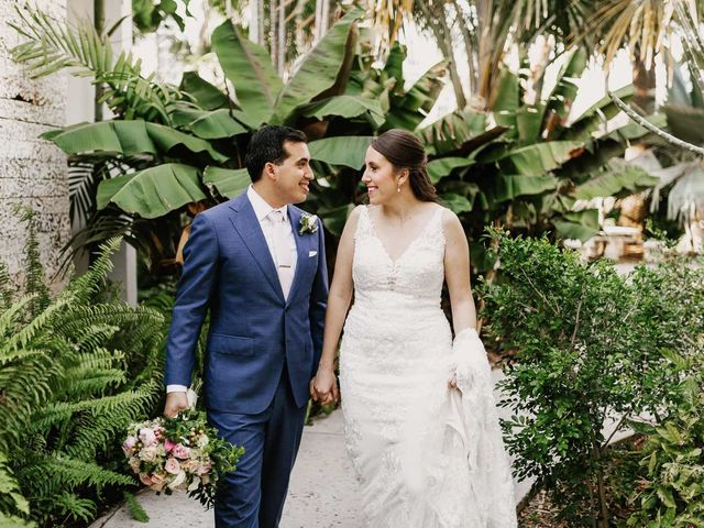 The wedding of Kim and Stephen
