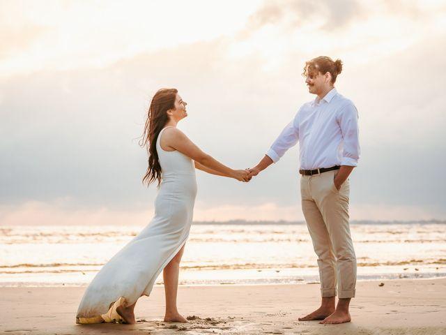 Heather and Kurt's Wedding in Fort Myers Beach, Florida 16