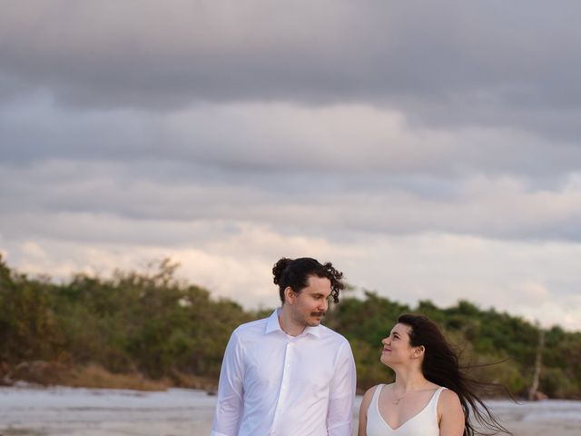 Heather and Kurt's Wedding in Fort Myers Beach, Florida 22