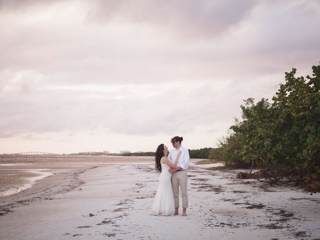 Heather and Kurt's Wedding in Fort Myers Beach, Florida 4