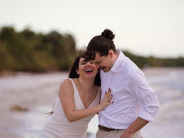 Heather and Kurt's Wedding in Fort Myers Beach, Florida 9
