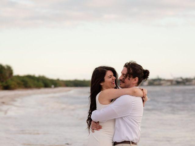 Heather and Kurt's Wedding in Fort Myers Beach, Florida 12