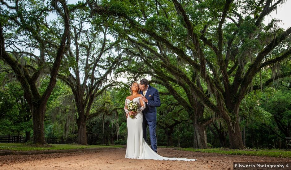 Kurt and Eve's Wedding in Thomasville, Florida