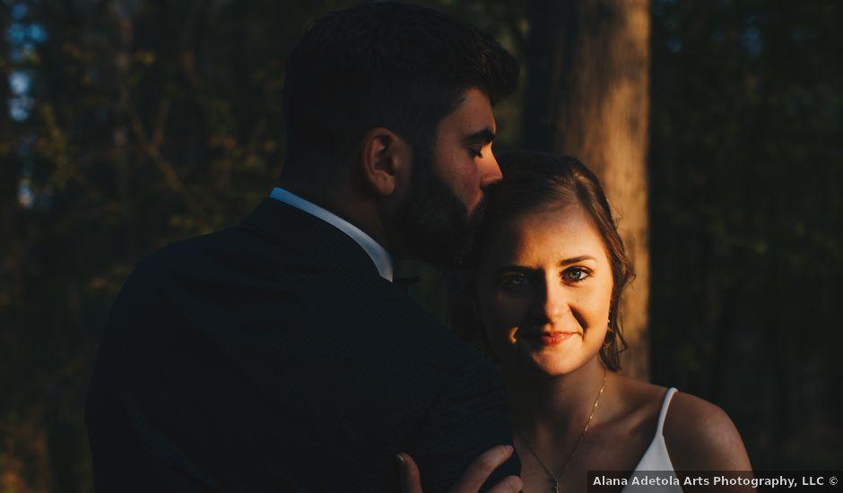 Luke and Brooke's Wedding in Buffalo, New York
