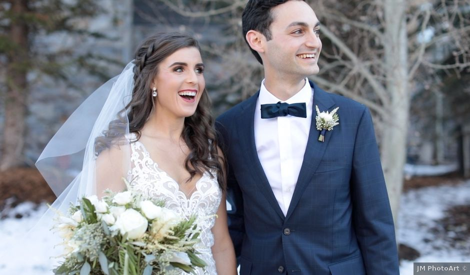 McKenzi and Andrew's Wedding in Beaver Creek, Colorado