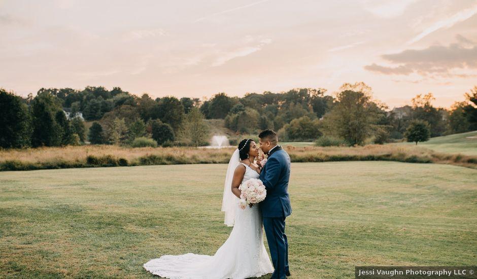 Sammy and Yomaira's Wedding in Frederick, Maryland