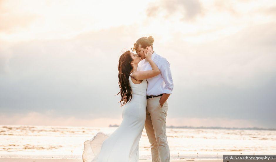 Heather and Kurt's Wedding in Fort Myers Beach, Florida