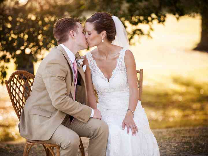 The wedding of Sam and Janna