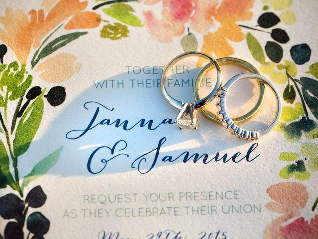 Janna and Sam's Wedding in Corolla, North Carolina 1