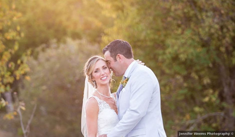 Sarah and Jon's Wedding in Dripping Springs, Texas