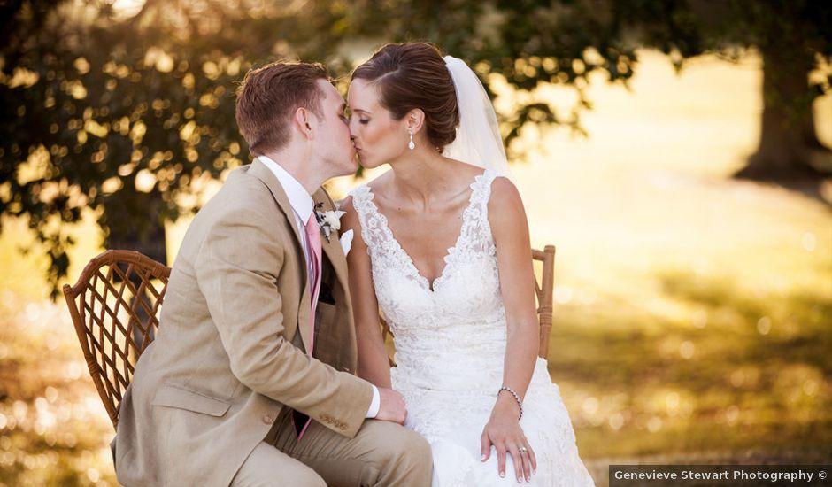 Janna and Sam's Wedding in Corolla, North Carolina