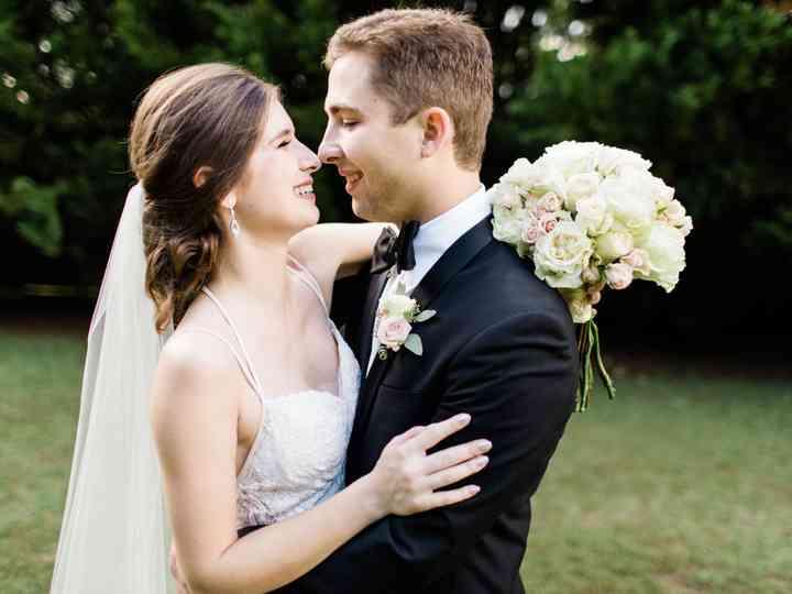 The wedding of Ingrid and Lane