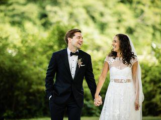 The wedding of Nick and MaryBeth