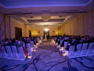 The wedding of Tony M. and Kelly K. 1