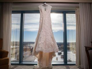 The wedding of Tony M. and Kelly K. 3