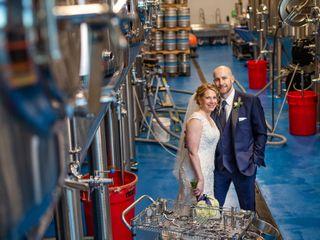 The wedding of Tony M. and Kelly K.