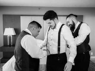 Manny and Jenna's Wedding in Miami, Florida 3