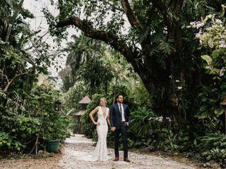 The wedding of Elizabeth and Vinny