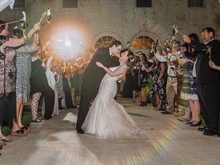 The wedding of Morgan and Joshua 1