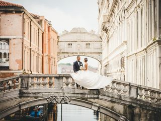 The wedding of Marta and Daniele