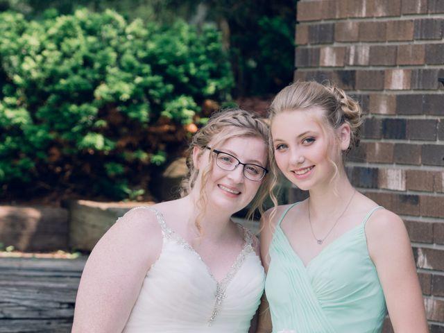 Trevor and Rachel's Wedding in Port Huron, Michigan 7