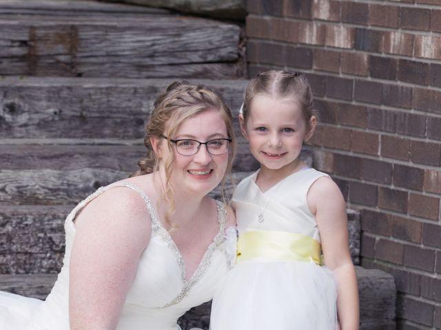 Trevor and Rachel's Wedding in Port Huron, Michigan 9