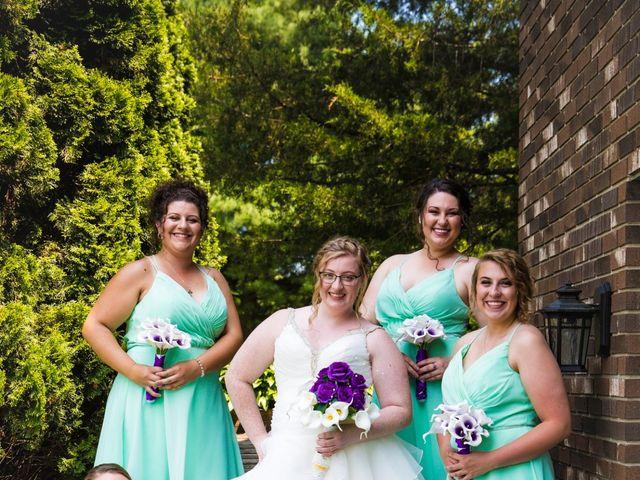 Trevor and Rachel's Wedding in Port Huron, Michigan 10