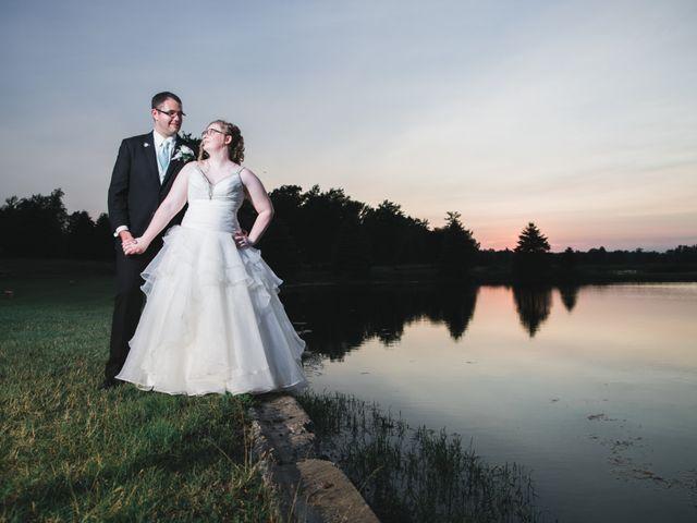 Trevor and Rachel's Wedding in Port Huron, Michigan 1