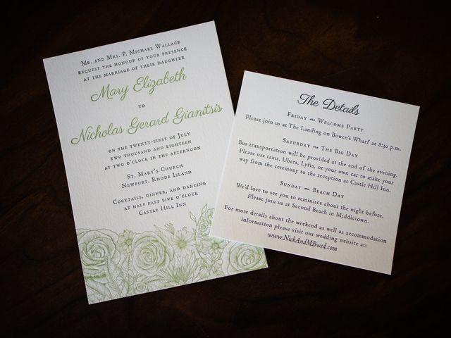 MaryBeth and Nick's Wedding in Newport, Rhode Island 4