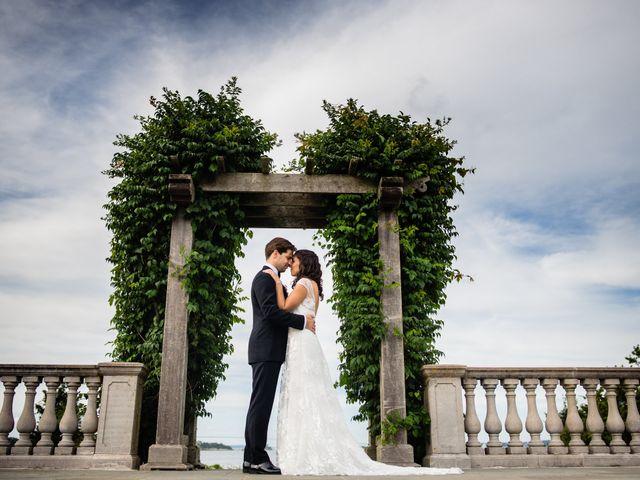 MaryBeth and Nick's Wedding in Newport, Rhode Island 29