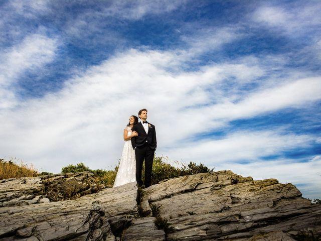 MaryBeth and Nick's Wedding in Newport, Rhode Island 1